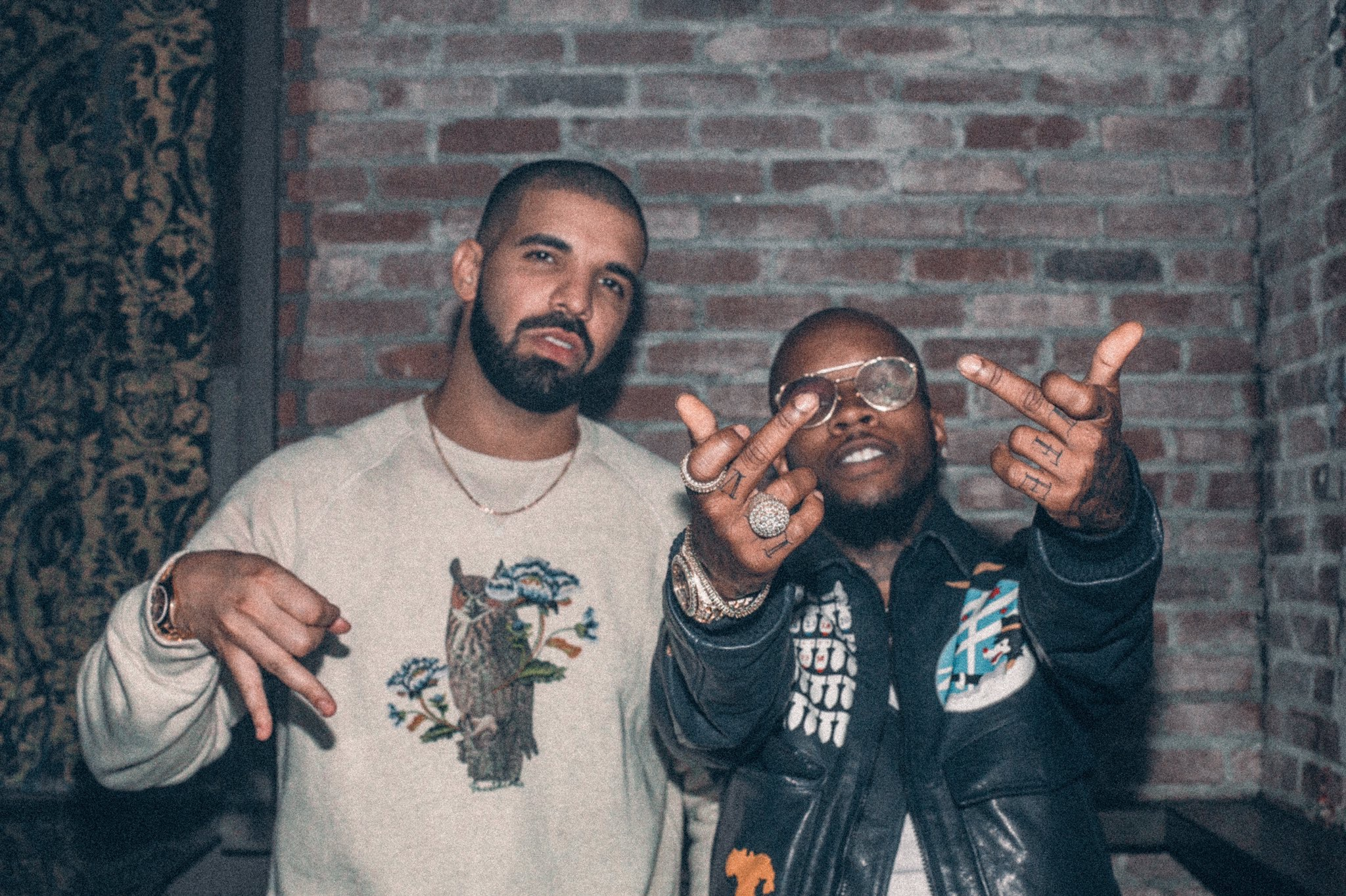 Tory Lanez & Drake Have Officially Squashed Their Beef [Watch] IMG 7558