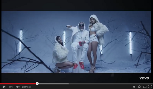 Ice Prince Drops New Video for 'Mutumina' Ice