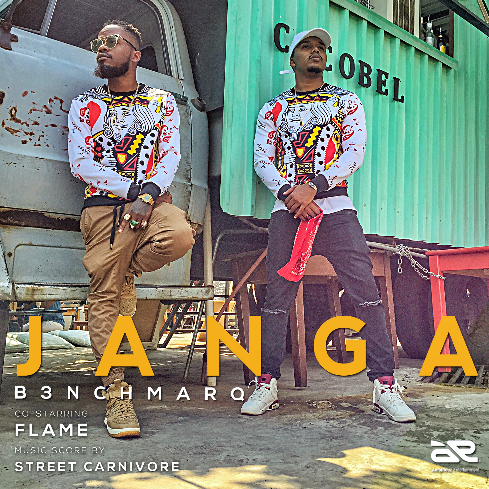 Listen to B3nchMarq's Brand New 'Janga' Single [Download] JANGA ONLINE