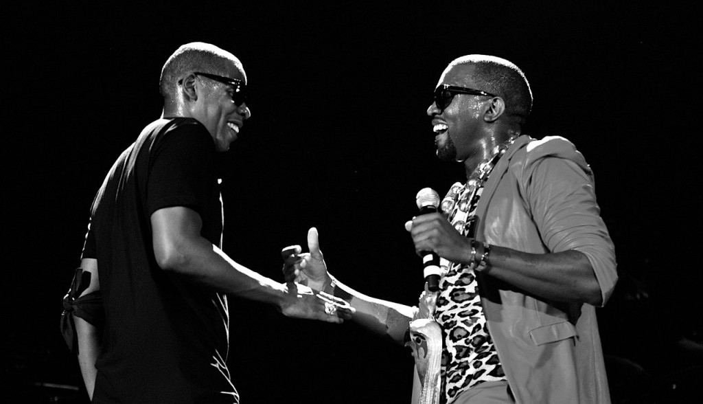 Kanye West Says Him And Jay-Z Are Still Brothers [Watch] JAy Z Kanye West Watch the Throne performance show concert 1024x588