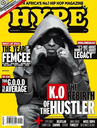Find Out Why K.O Didn't Respond To Cassper's Diss K
