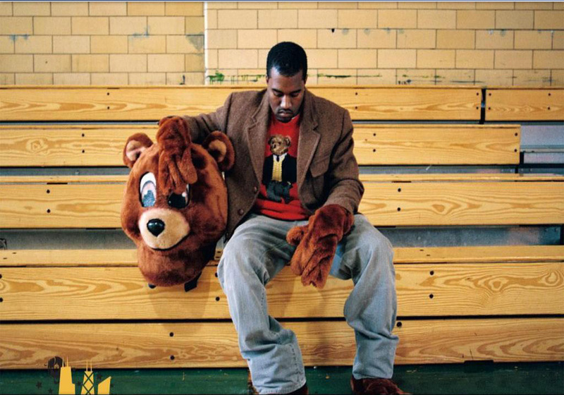 Celebrating College Dropout a decade after its release Kanye West The College Dropout Bear