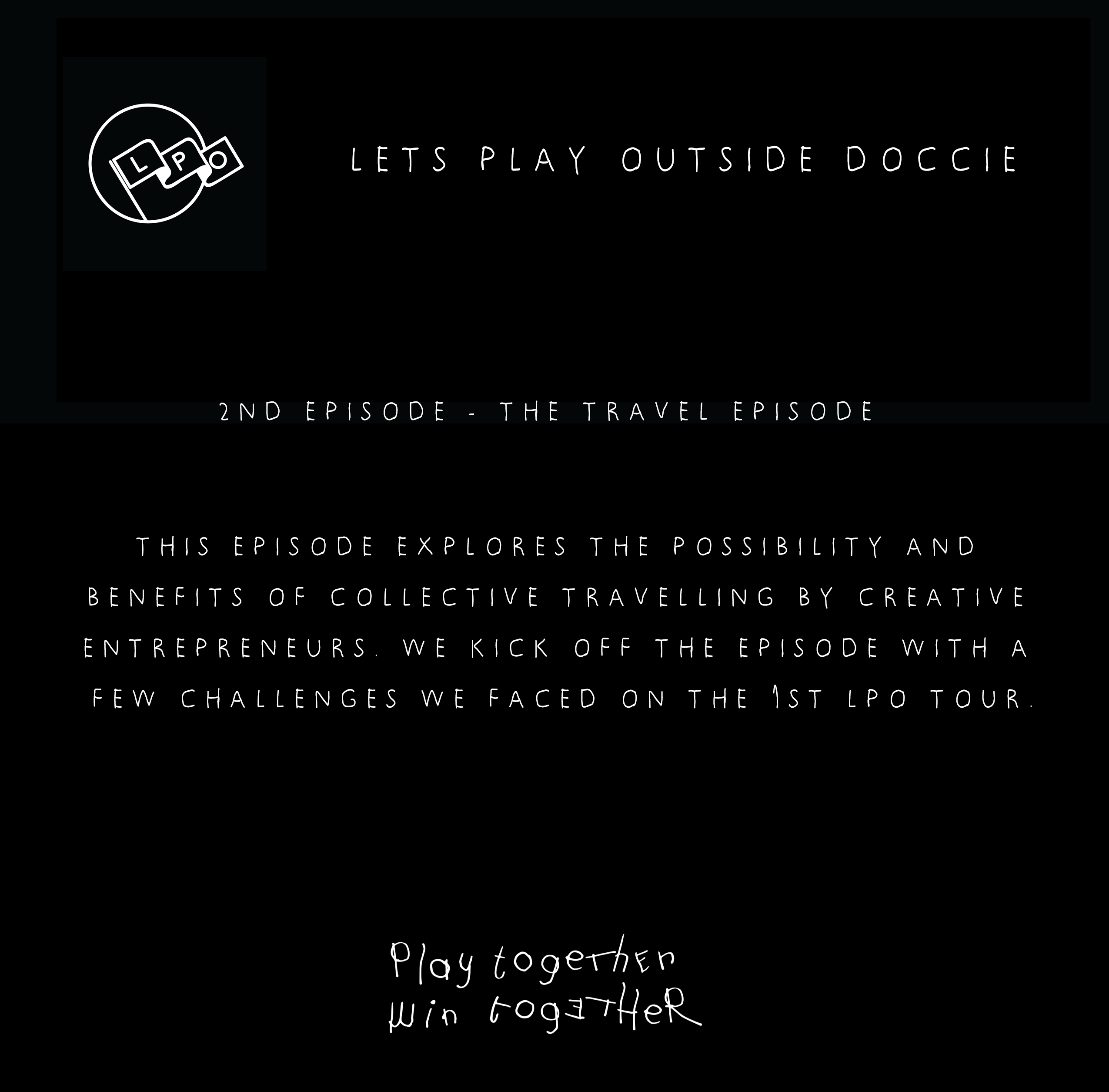 Watch The Lets Play Outside Documentary (Episode 2) LPO email 2nd episode