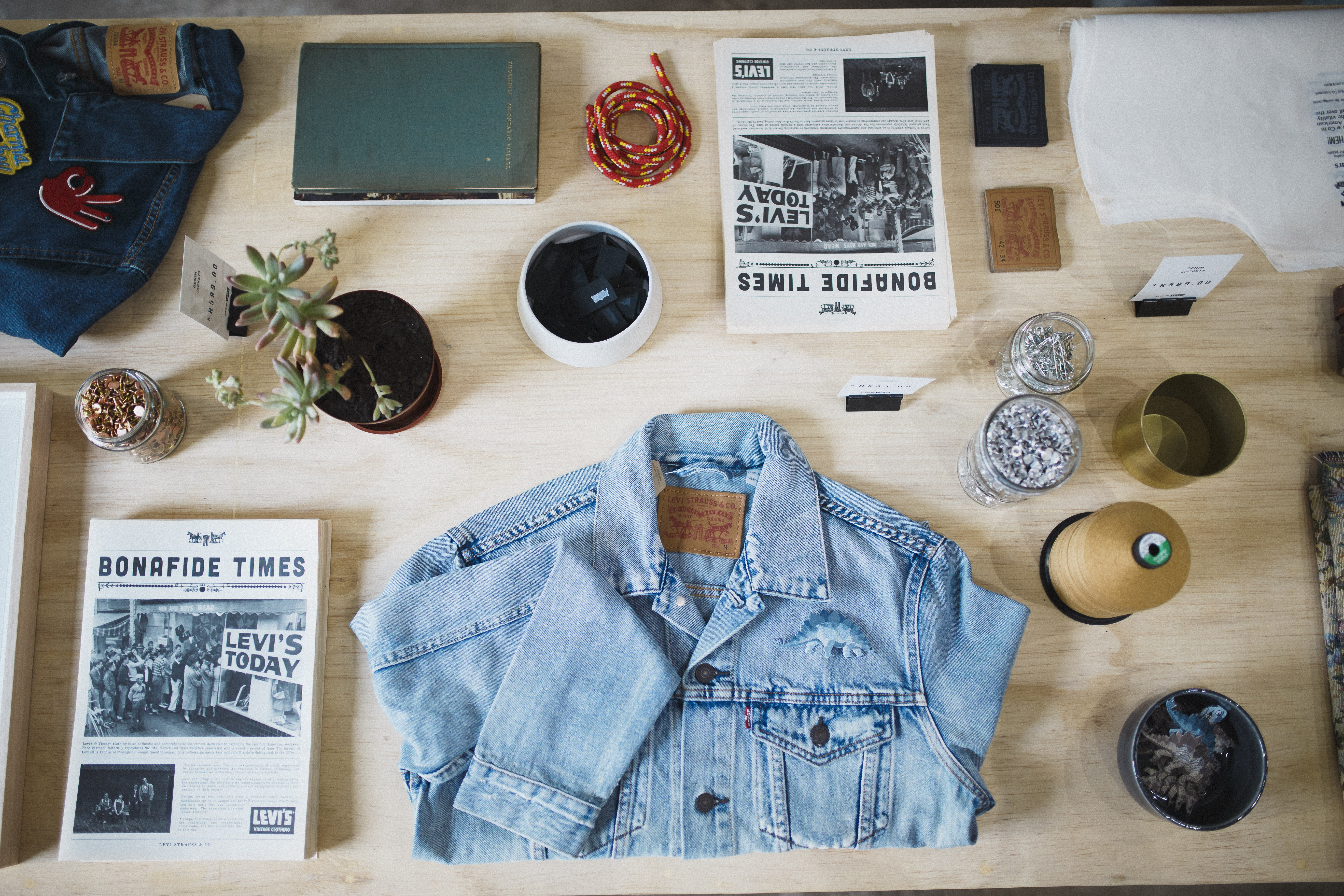 LEVI'S Introduces The Tailor Shop in Braam MG 0385