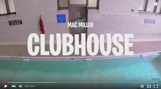 Watch Mac Miller's New 'Clubhouse' Video Mac