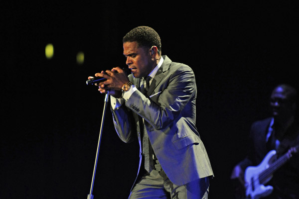 Maxwell is heading to SA this December! Maxwell performing