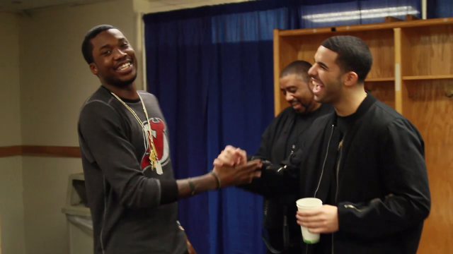 Meek Mill Claims Drake Does Not Write His Own Rhymes Meek Mill Drake1