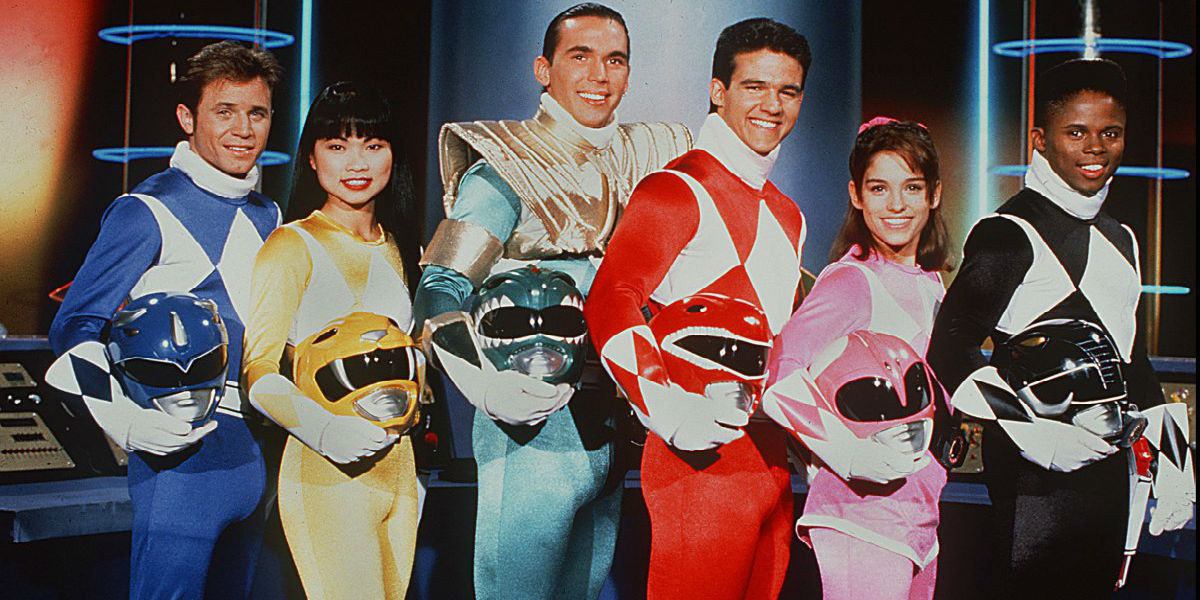All of the Power Rangers 831 Episodes Are Being Streamed as a Twitch Marathon [Watch] Mighty Morphin Power Rangers Actors