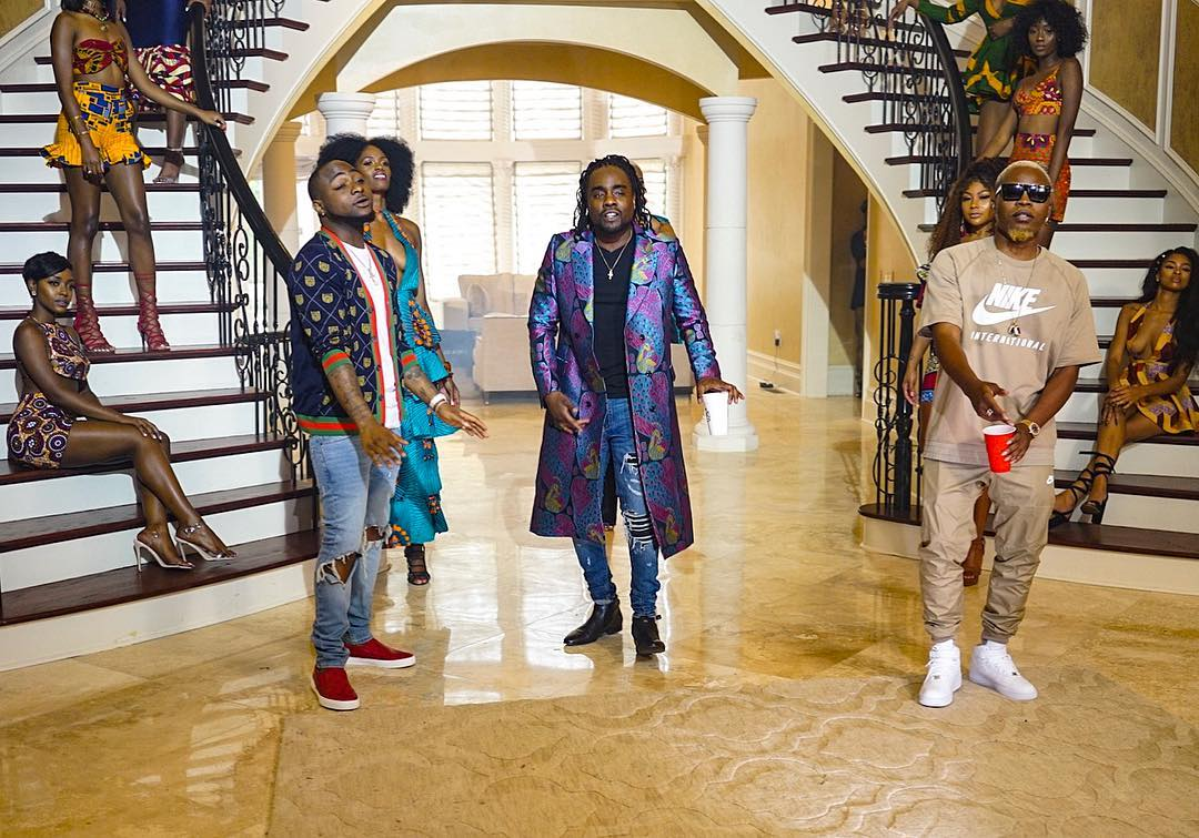 Watch Wale's New 'Fine Girl' Music Video Ft. Davido & Olamide Music Video 22Fine Girl22 by Wale featuring Davido Olamide Behind The Scenes 2