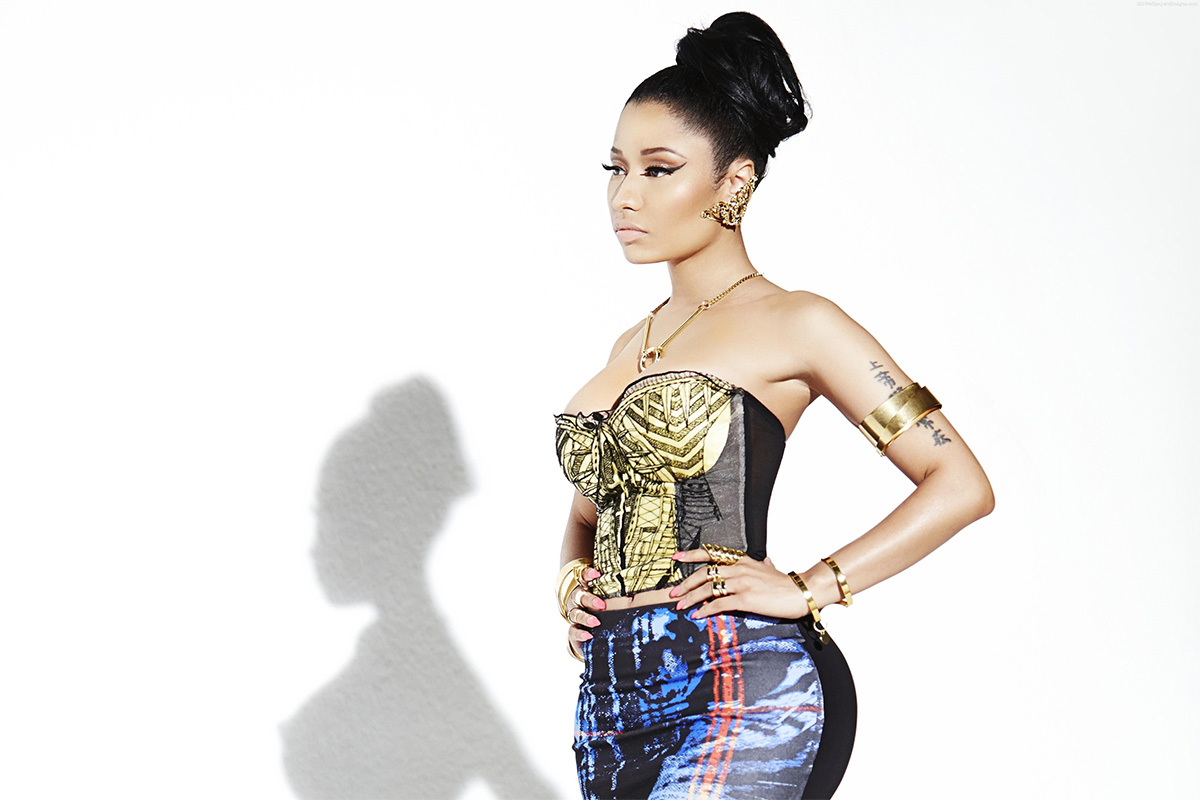 Nicki Minaj Drops Remix Of Rae Sremmurd's 'Black Beatles' [Listen] NM MMS Feature 1