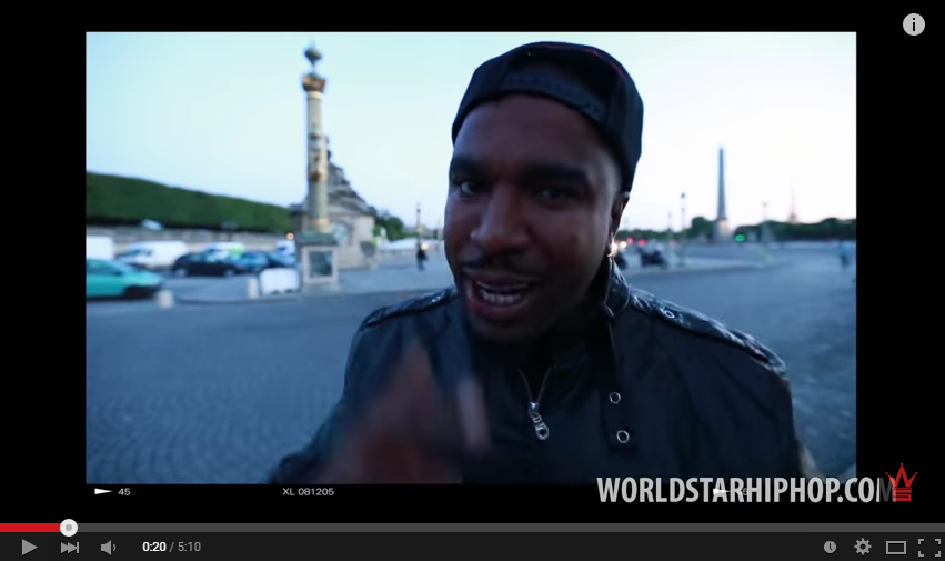 N.O.R.E Drops 'In The 1st / Fuck You Freestyle' Video NORE2