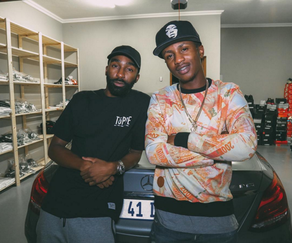 Emtee & Riky Rick Lead 22nd SAMA Nominations Riky Rick Nominations