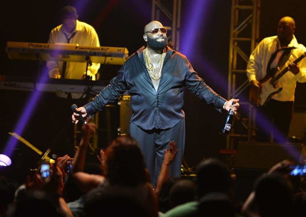 Rick Ross Drops Brand New Mixtape Available For Free Download Ross