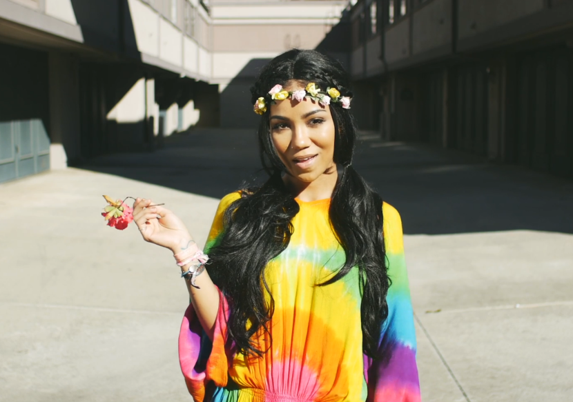 Jhene Aiko Ignites The Imagination Of Men In New 'Maniac' Song [Listen] Screen Shot 2015 01 21 at 11
