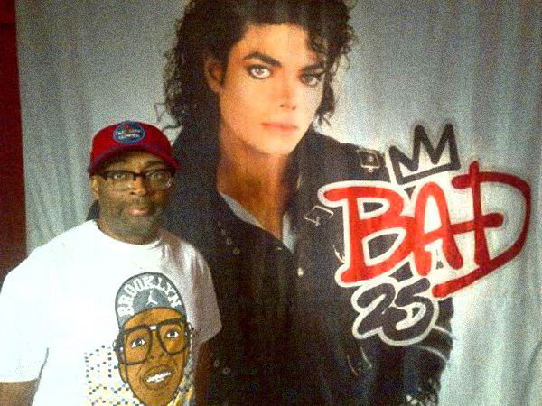 Spike Lee films Michael Jackson documentary Spike Michael 1