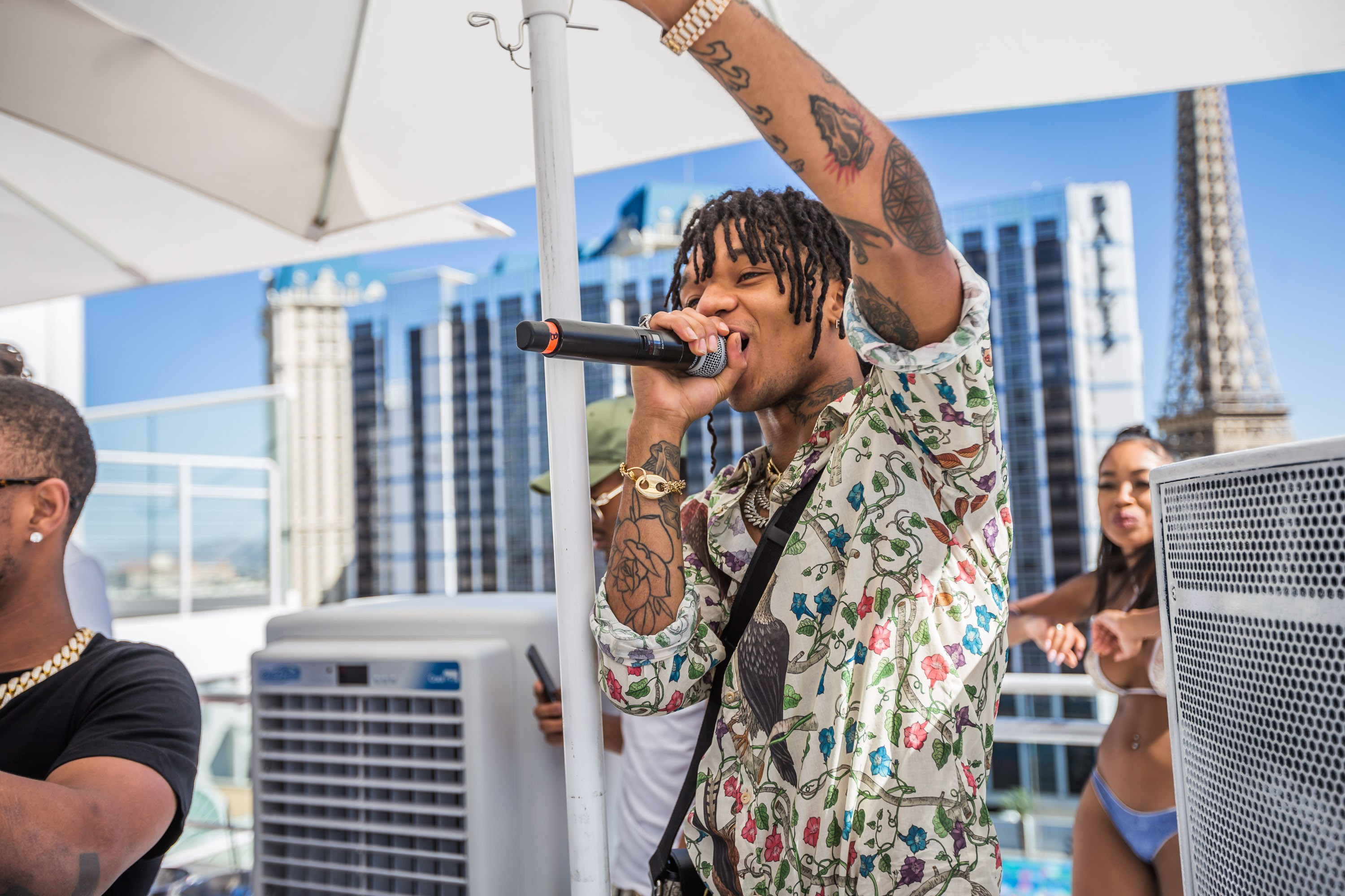 Swae Lee is About to Drop a Solo Project [Watch] Swae Lee Celebrates 24th Birthday at Drais Beachclub Las Vegas During SremmLife Sundays 6
