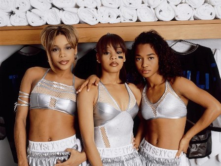 What went down on this day in history TLC new album