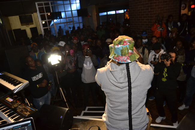 HYPE SESSIONS EXTREME FT. CASSPER NYOVEST (Full Video) TURNUP HYPE Sessions 30