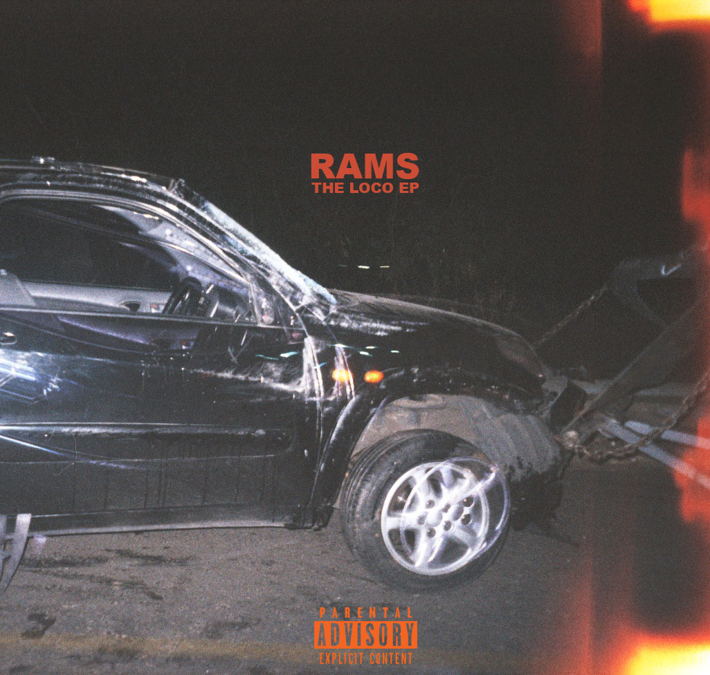 Listen To Rāms' 'LOCO' EP The Loco EP Front cover