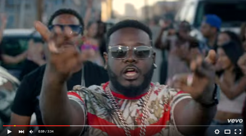 T-Pain Releases New Video 'Make That Sh*t' Work' ft. Juicy J Tpain