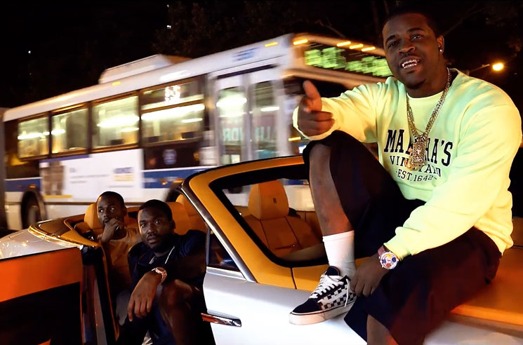 Watch A$AP Ferg's New 'Trap and a Dream' Video Ft. Meek Mill TrapDream