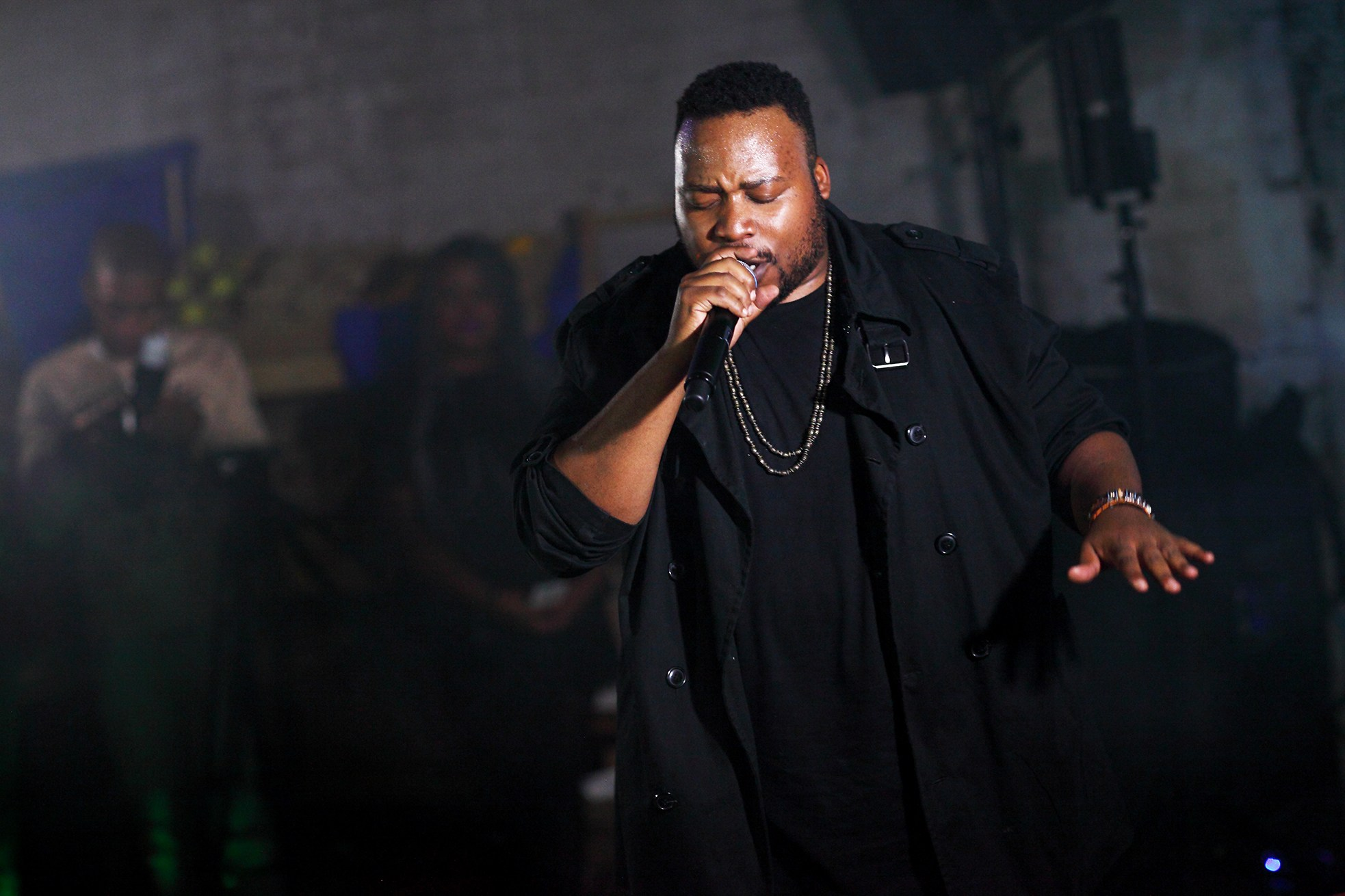 Stogie T Sits Down With The Sobering Podcast Following The Controversial Incident At The South African Hip Hop Awards [Listen] Tumi and the volume