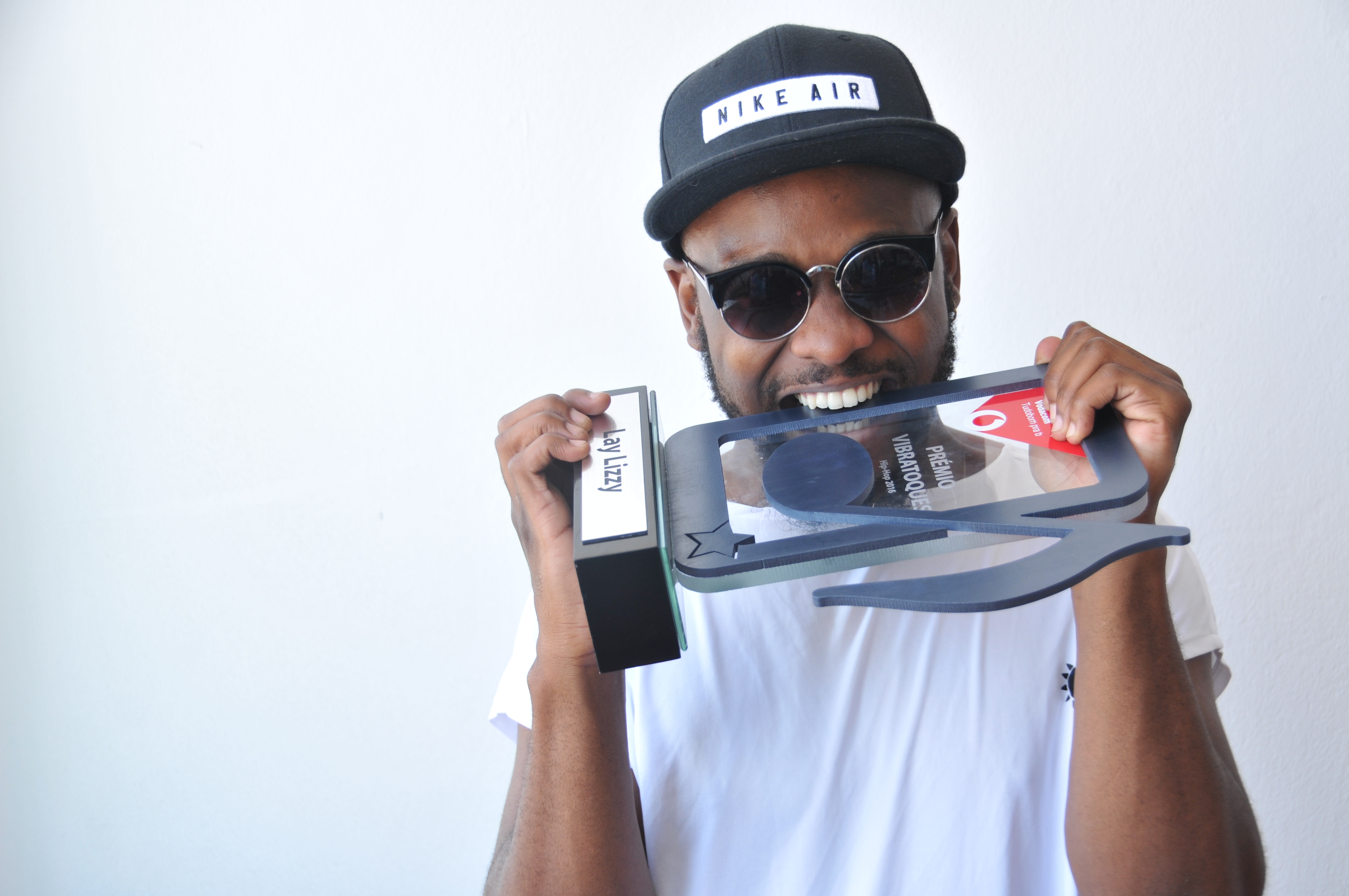Laylizzy Scoops Best Hip Hop Act at The Vodacom Awards Vodacom Best Hip Hop Act Laylizzy