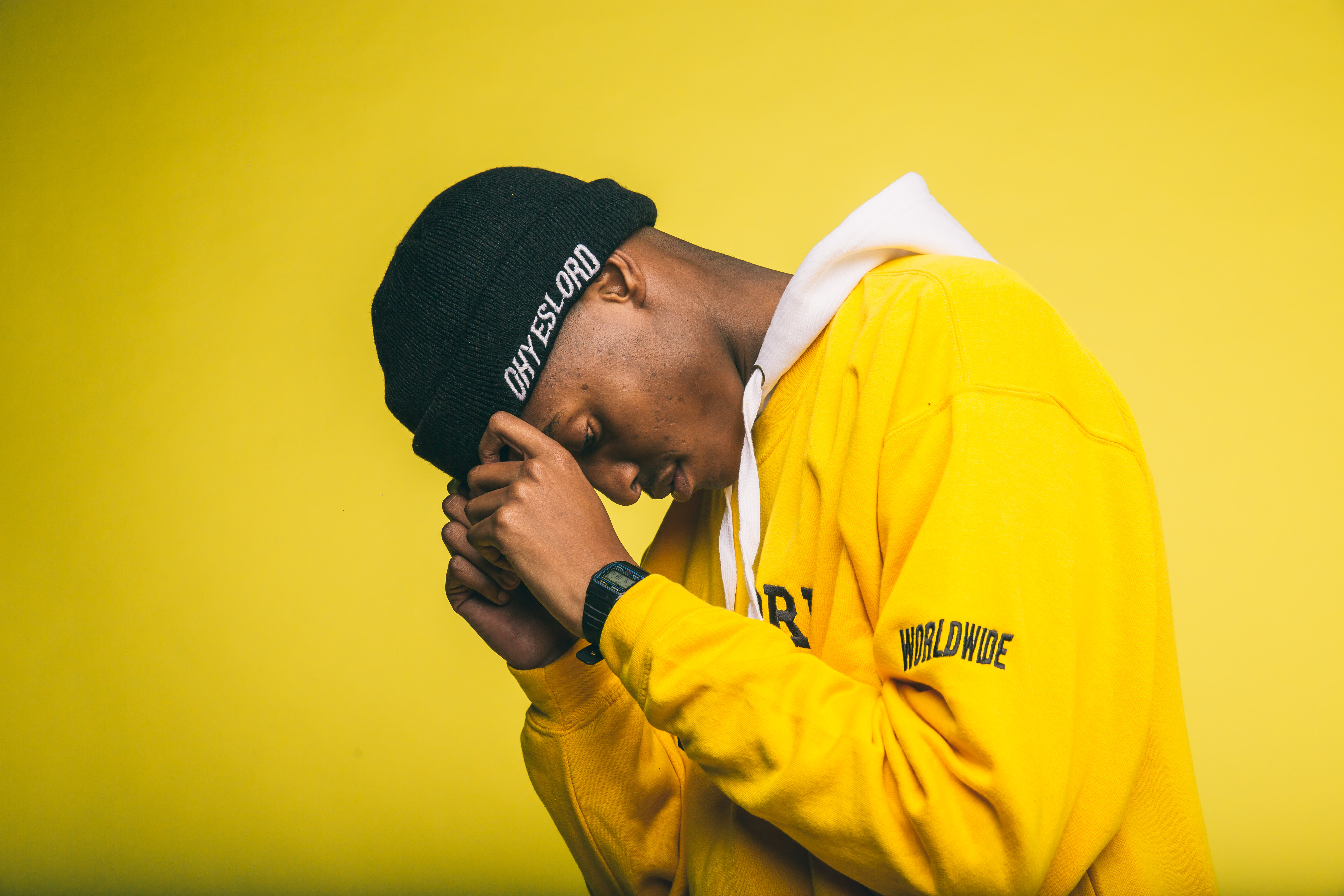 Listen to WizKid's New 'African Bad Gyal' Song Ft. Chris Brown W