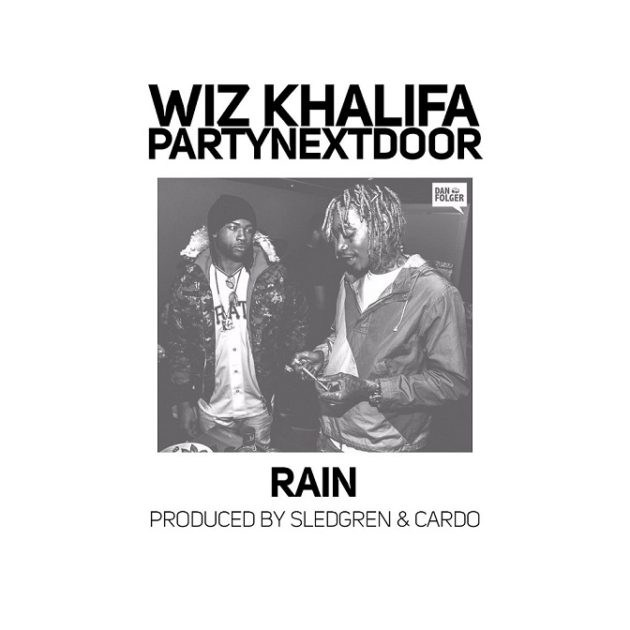 Listen to Wiz Khalifa & PARTYNEXTDOOR's Banging New 'Rain' Song WIz PND Rain