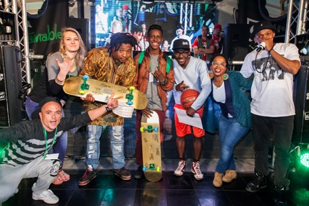 Sprite Uncontainable Finale and all the action that went down Winners2