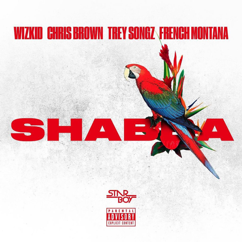 WizKid Drops New 'Shabba' Version Ft. Chris Brown, Trey Songz & French Montana [Listen] Wizkid Chris Brown Trey Songz French Montana Shabba 360NoBS 1024x1024