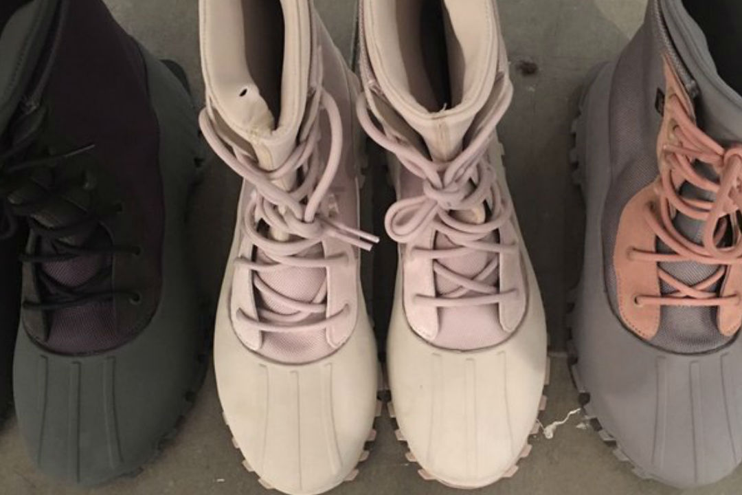 Kanye West & adidas Announce The YEEZY BOOST 350 V2 White/Core Black/Red (SneakPeak) Yeezy