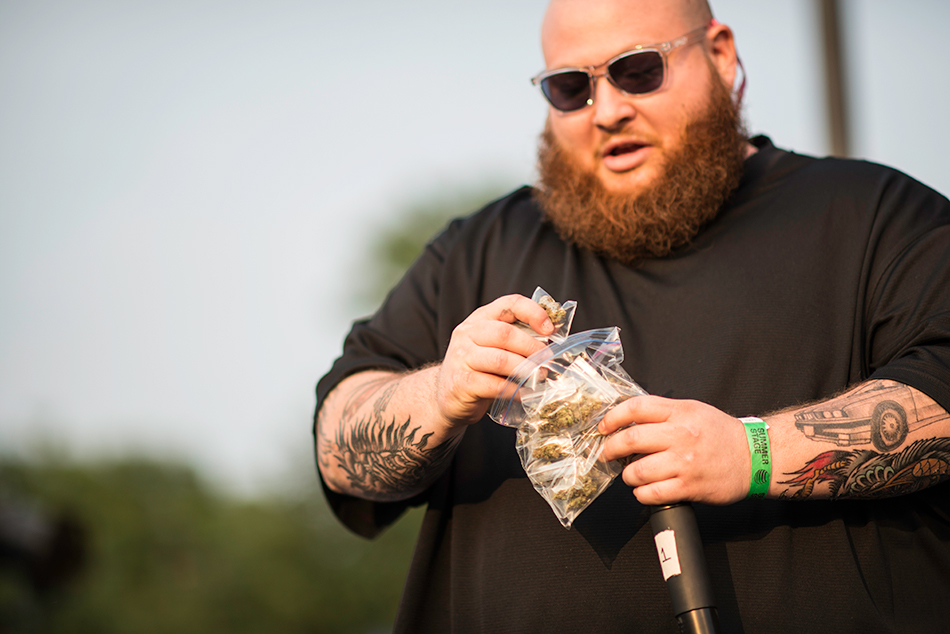 Action Bronson set to open for Eminem! action bronson
