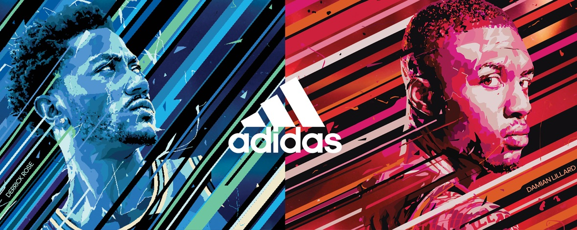 adidas Originals at Capsule Fest ad
