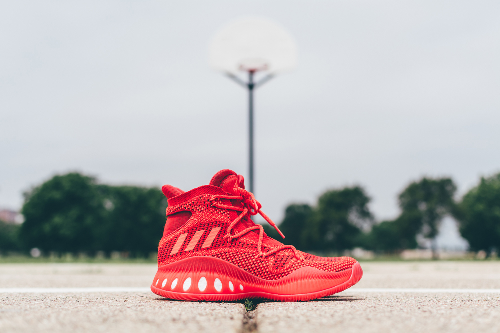 100032d17257 New adidas Crazy Explosive Silhouette  SneakPeak  adidas new crazy  explosive silhouette 1