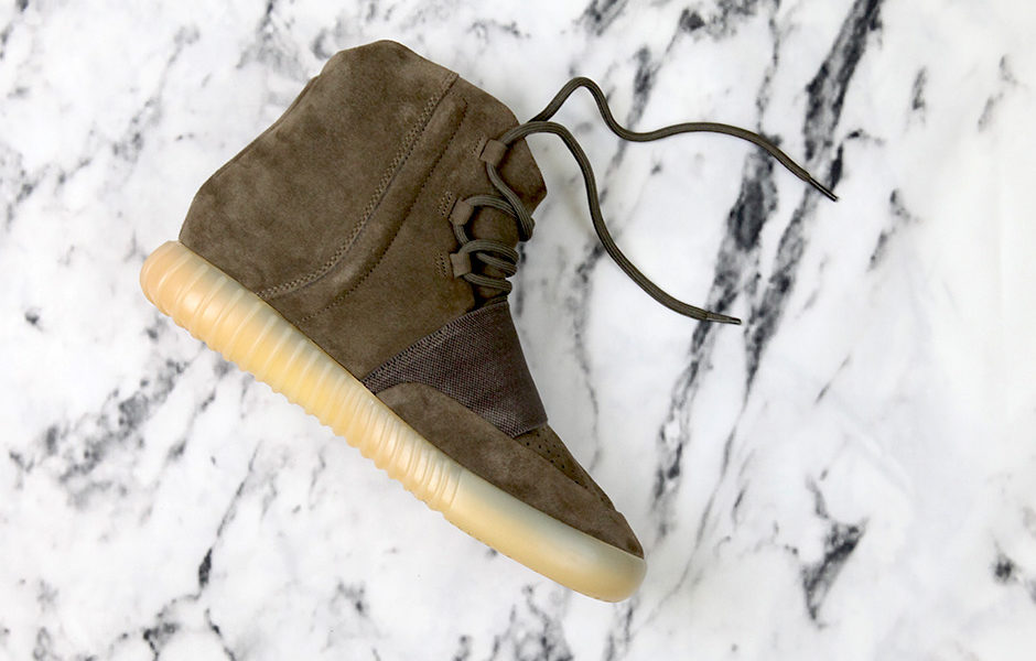 Chocolate Yeezy Boost 750 Dropping Next Week Sneakpeak Hype
