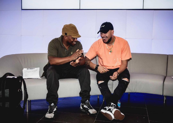 Watch The Full AKA Sway Interview/Freestyle ak 3