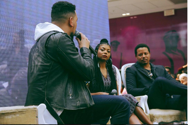 AKA Impresses Empire's Cookie & Lucious Lyon [Watch] aka 3