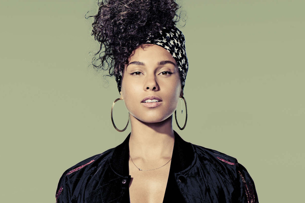 Alicia Keys Drops New 'That's What's Up' Kanye West Sampled Song [Listen] alicia keys thats what up kanye west low lights