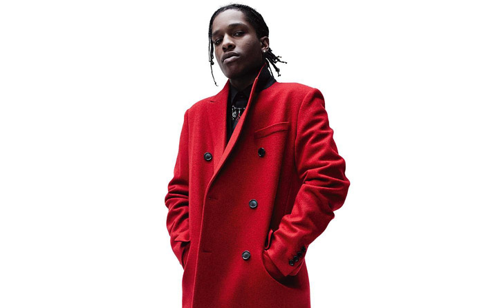 A$AP Rocky Teases New Music From New Album [Watch] asap rocky dior