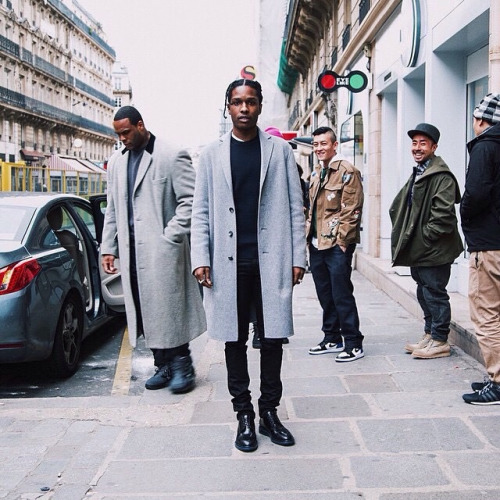 A$AP Rocky, The Ultimate Trendsetter! asap2