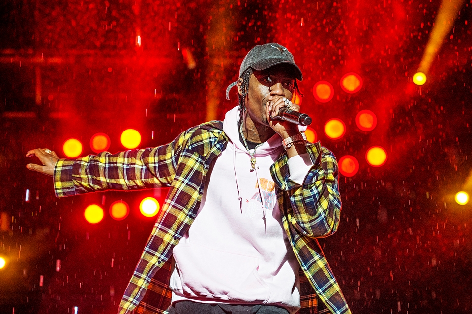 Travis Scott Dropping New Music In A Few Days [Watch] astroworld