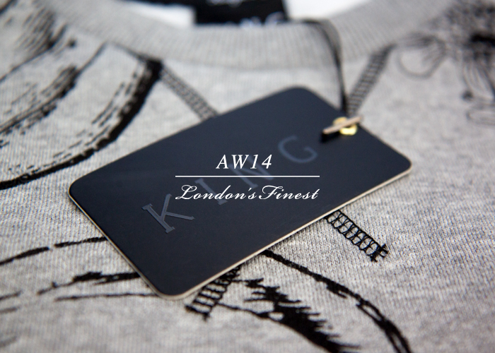 Zooming In On KING APPAREL aw14range