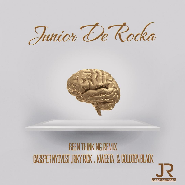 Listen to Junior De Rocka's New 'Been Thinking' (Remix) Ft. Cassper Nyovest, Kwesta, Riky Rick & Golden Black been