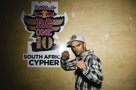 SA represents at Red Bull BC One Middle East & Africa Final this friday benny