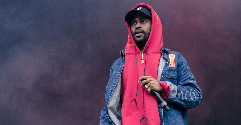 Watch Big Sean's New Video For 'Bounce Back' big sean bounce back fb