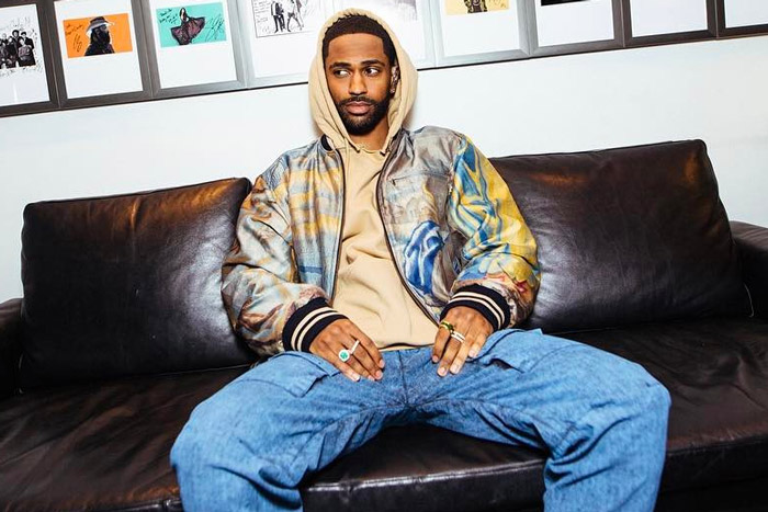 Big Sean's 'I Decided' Album Certified Gold big sean snl couch