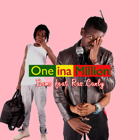 Listen to Bomo's New 'One Inna Miilion' song Ft. Ras Canly bomo
