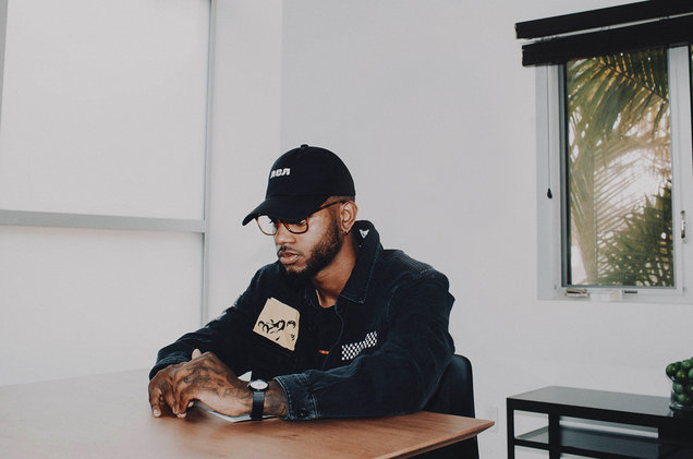 bryson tiller New Bryson Tiller 'Serenity' Album Delayed bryson tiller press 2017 rca billboard 1548
