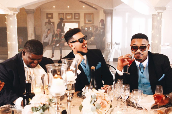 AKA's New 'Caiphus Song' Music Video is About to Drop Soon [Watch] cap 1